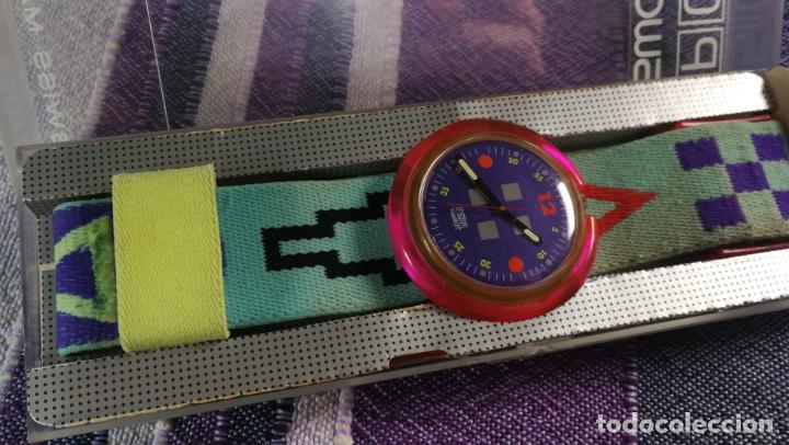Relojes - Swatch: Lote de 10 relojes SWATCH están sin comprobar por tanto para reparar, repasar o piezas - Foto 45 - 140268814