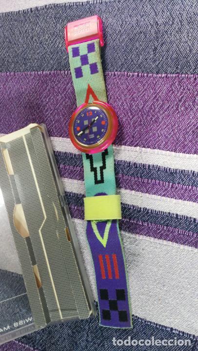 Relojes - Swatch: Lote de 10 relojes SWATCH están sin comprobar por tanto para reparar, repasar o piezas - Foto 46 - 140268814