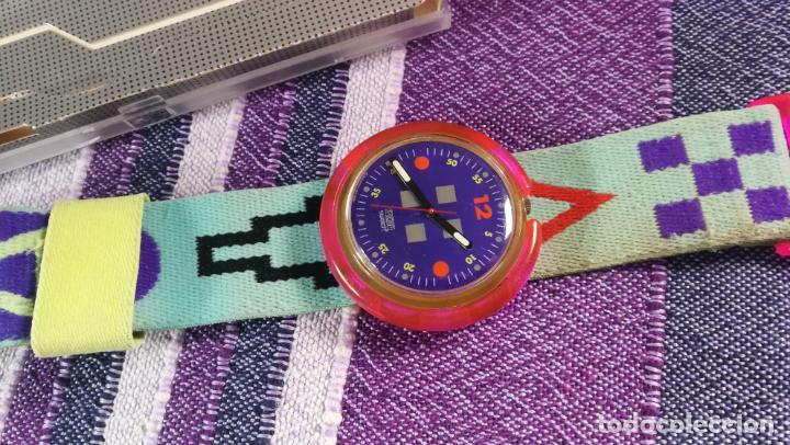 Relojes - Swatch: Lote de 10 relojes SWATCH están sin comprobar por tanto para reparar, repasar o piezas - Foto 48 - 140268814