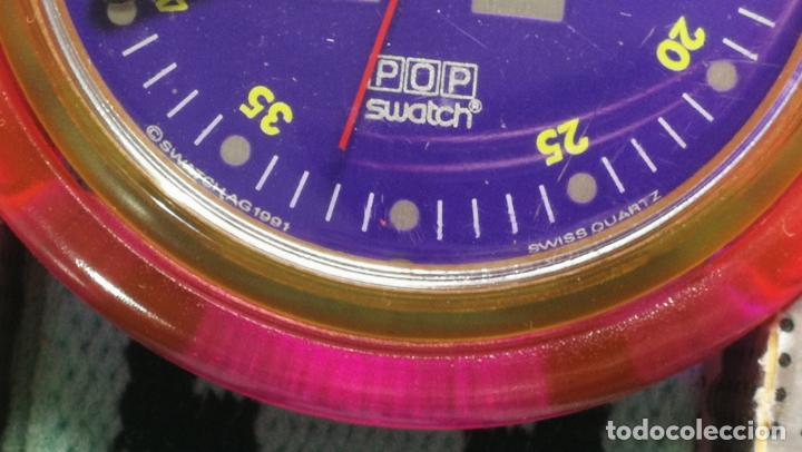 Relojes - Swatch: Lote de 10 relojes SWATCH están sin comprobar por tanto para reparar, repasar o piezas - Foto 50 - 140268814