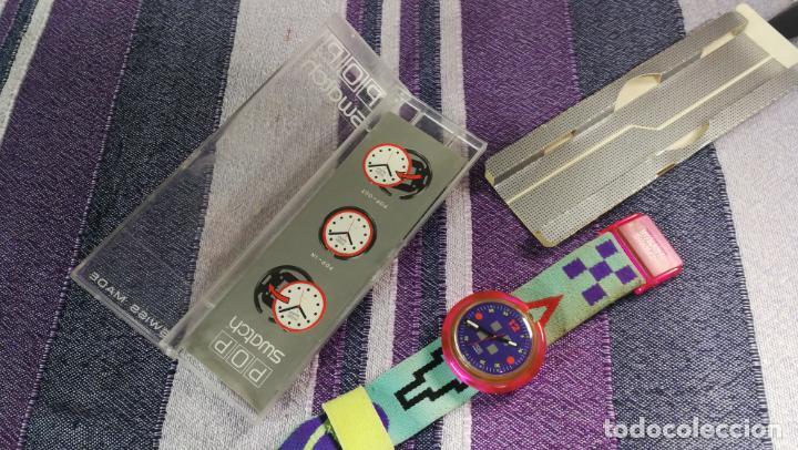Relojes - Swatch: Lote de 10 relojes SWATCH están sin comprobar por tanto para reparar, repasar o piezas - Foto 51 - 140268814