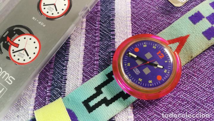 Relojes - Swatch: Lote de 10 relojes SWATCH están sin comprobar por tanto para reparar, repasar o piezas - Foto 53 - 140268814