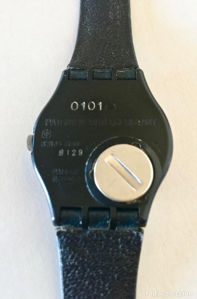 Relojes - Swatch: RELOJ DE PULSERA SWATCH SUIZA DEL AÑO 1989 - Foto 3 - 142827550