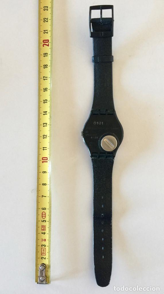 Relojes - Swatch: RELOJ DE PULSERA SWATCH SUIZA DEL AÑO 1989 - Foto 4 - 142827550