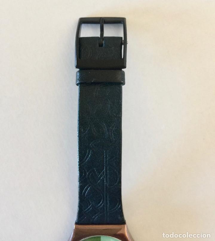 Relojes - Swatch: RELOJ DE PULSERA SWATCH SUIZA DEL AÑO 1989 - Foto 5 - 142827550
