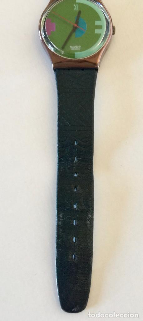 Relojes - Swatch: RELOJ DE PULSERA SWATCH SUIZA DEL AÑO 1989 - Foto 6 - 142827550