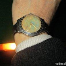 Relojes - Swatch: RARO RELOJ ANTIGUO SWATCH IRONY ACERO WATER RESISTENT MADE SUIZA PARA RESTAURAR TOTAL. Lote 143945926