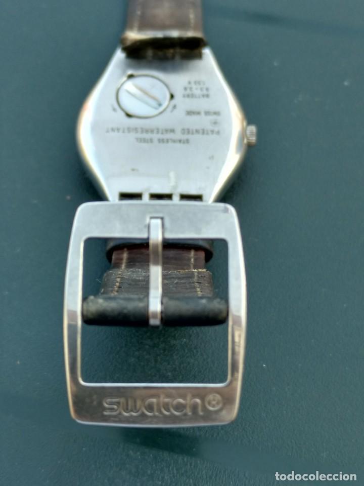 Relojes - Swatch: Reloj Swatch swiss AG 1995 funciona perfectamente - Foto 5 - 145069358