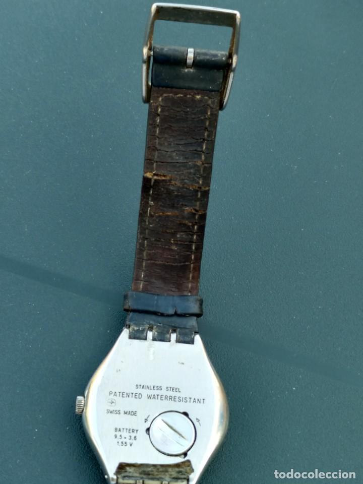 Relojes - Swatch: Reloj Swatch swiss AG 1995 funciona perfectamente - Foto 7 - 145069358