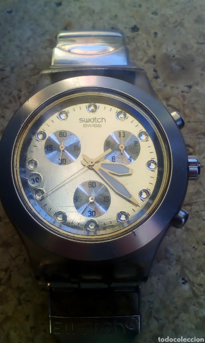SWATCH IRONY DIAPHANE (Relojes - Relojes Actuales - Swatch)