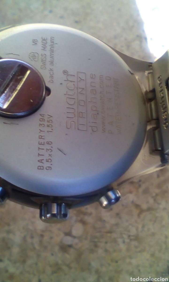 Relojes - Swatch: Swatch Irony Diaphane - Foto 4 - 146385845