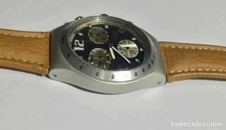 Relojes - Swatch: SWATCH IRONY ALUMINIUM CRONOGRAF, CAL. ETA. 42,4 M/M.C/C. - Foto 4 - 146580654