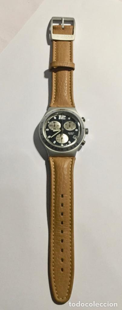 Relojes - Swatch: SWATCH IRONY ALUMINIUM CRONOGRAF, CAL. ETA. 42,4 M/M.C/C. - Foto 2 - 146580654