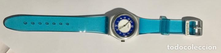 Relojes - Swatch: SWATCH IRONY ALUMINIUM CAL. ETA. 34 M/M.C/C. - Foto 2 - 146581150