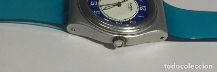 Relojes - Swatch: SWATCH IRONY ALUMINIUM CAL. ETA. 34 M/M.C/C. - Foto 3 - 146581150