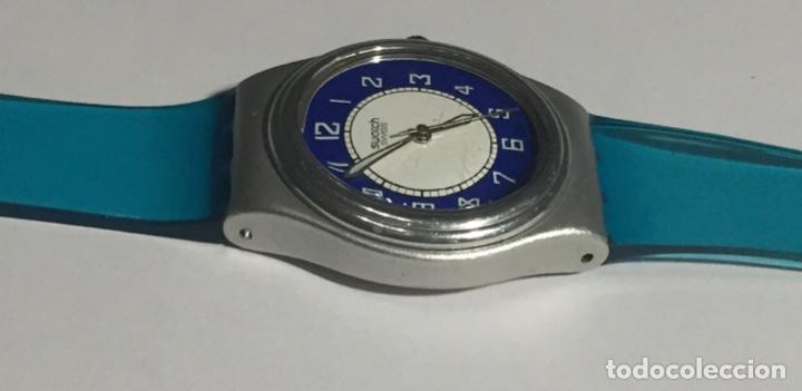 Relojes - Swatch: SWATCH IRONY ALUMINIUM CAL. ETA. 34 M/M.C/C. - Foto 4 - 146581150