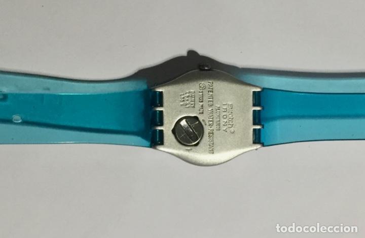 Relojes - Swatch: SWATCH IRONY ALUMINIUM CAL. ETA. 34 M/M.C/C. - Foto 6 - 146581150