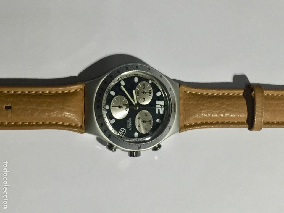 SWATCH IRONY ALUMINIUM CRONOGRAF, CAL. ETA. 42,4 M/M.C/C. (Relojes - Relojes Actuales - Swatch)
