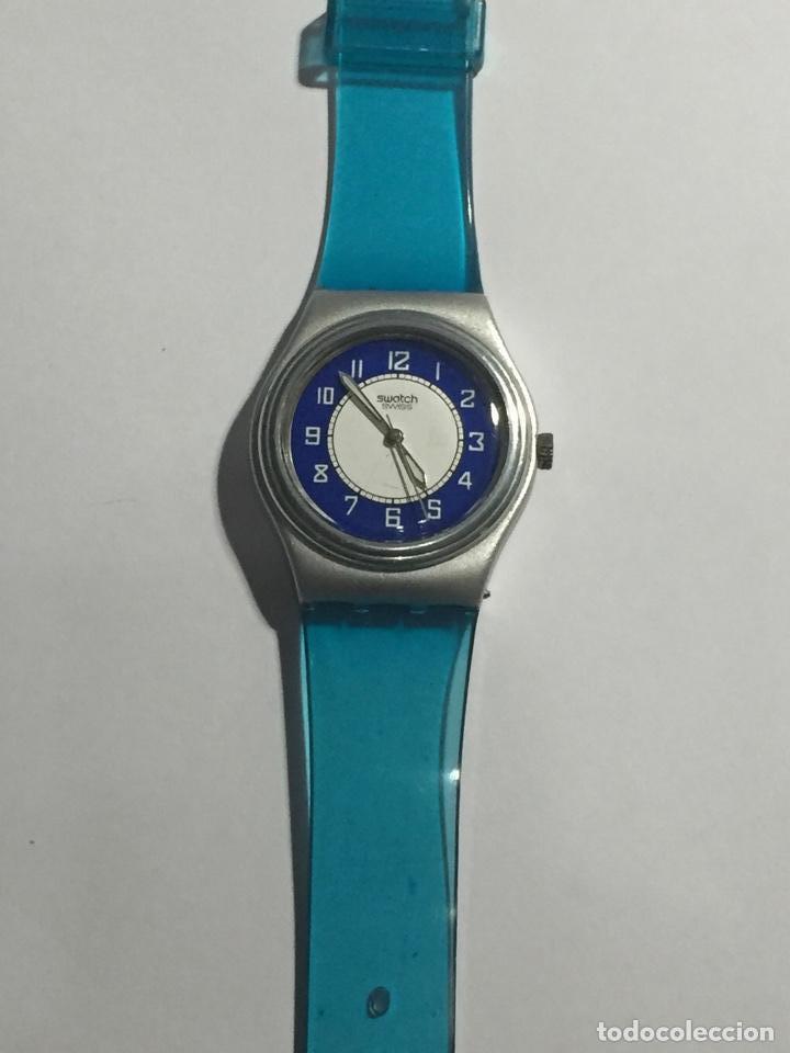 SWATCH IRONY ALUMINIUM CAL. ETA. 34 M/M.C/C. (Relojes - Relojes Actuales - Swatch)