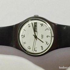 Relojes - Swatch: SWATCH IRONY CAL. ETA. 35 M/M.C/C. DOBLE CALENDARIO , SEGUNDERO.. Lote 146616882