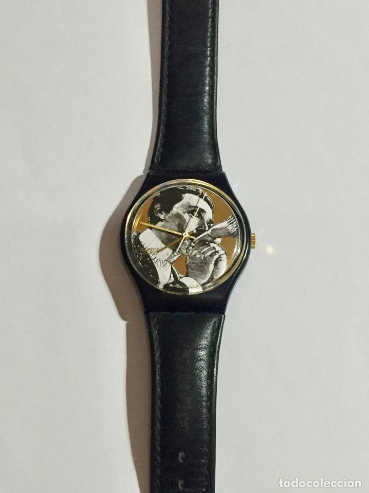 Relojes - Swatch: SWATCH CAL. ETA. 35 M/M.C/C. SWISS MADE,SEGUNDERO. - Foto 3 - 146618194