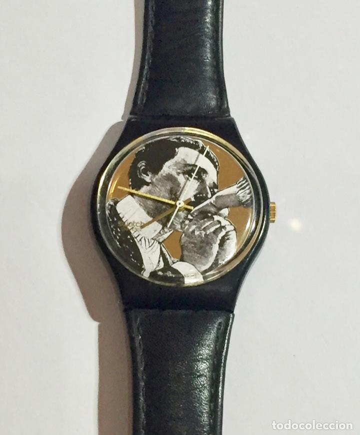 SWATCH CAL. ETA. 35 M/M.C/C. SWISS MADE,SEGUNDERO. (Relojes - Relojes Actuales - Swatch)