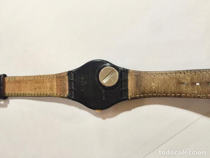 Relojes - Swatch: SWATCH CAL. ETA. 35 M/M.C/C. SWISS MADE,SEGUNDERO. - Foto 4 - 146618194