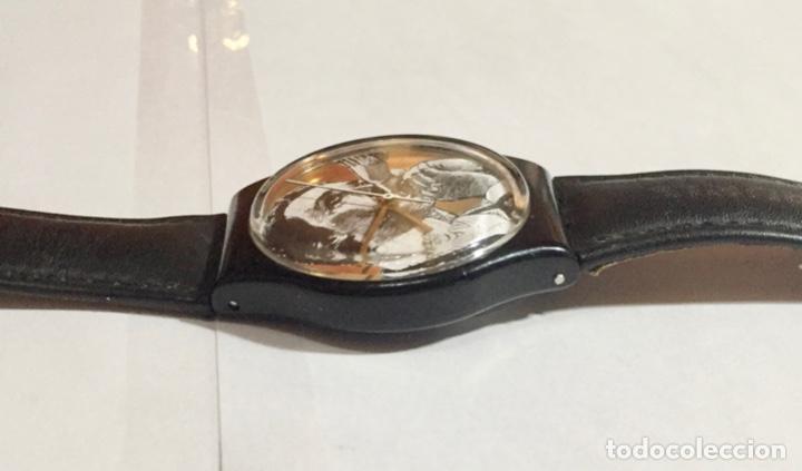 Relojes - Swatch: SWATCH CAL. ETA. 35 M/M.C/C. SWISS MADE,SEGUNDERO. - Foto 6 - 146618194