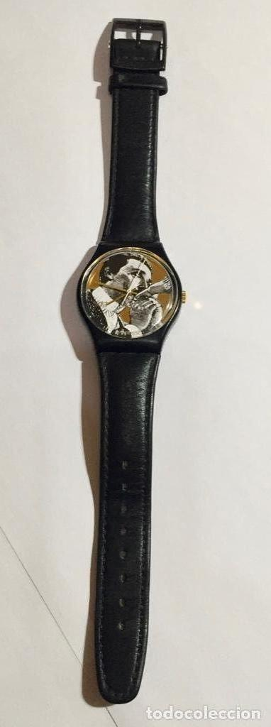 Relojes - Swatch: SWATCH CAL. ETA. 35 M/M.C/C. SWISS MADE,SEGUNDERO. - Foto 2 - 146618194