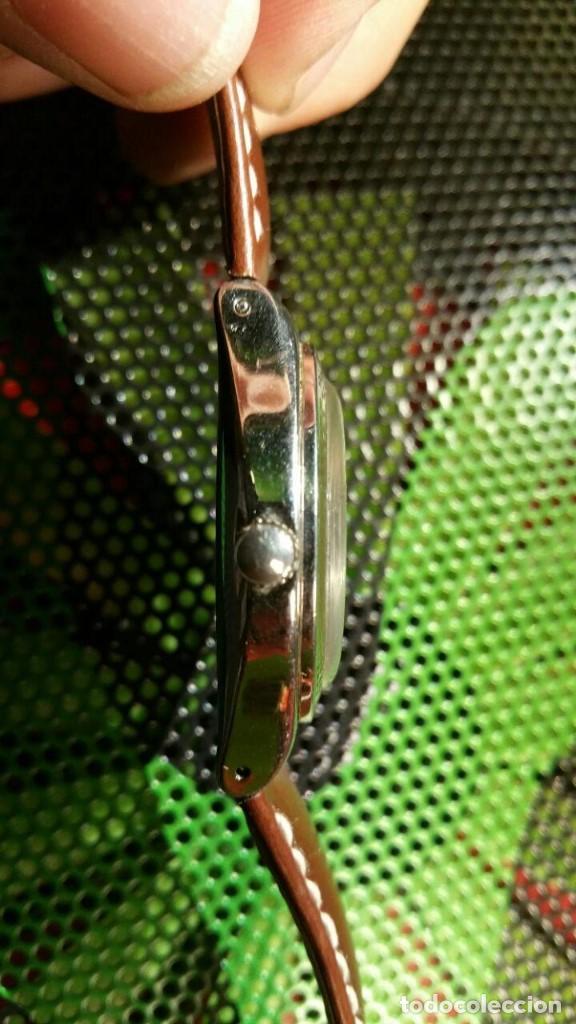 Relojes - Swatch: RELOJ SWATCH IRONY, PULSERA DE PIEL - R5 - Foto 6 - 146924430