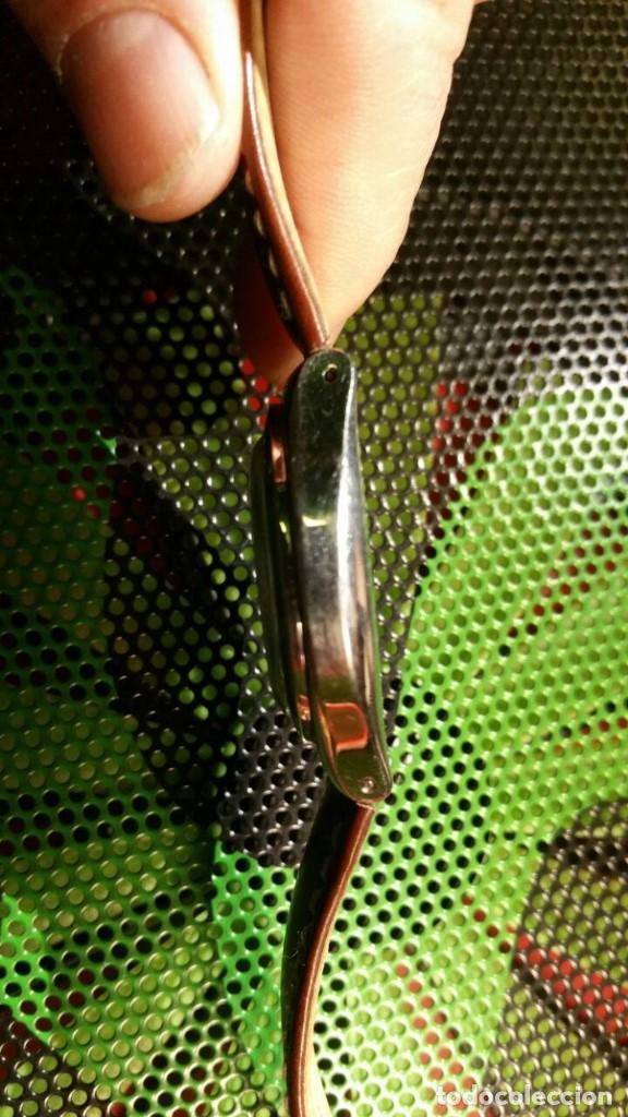 Relojes - Swatch: RELOJ SWATCH IRONY, PULSERA DE PIEL - R5 - Foto 7 - 146924430
