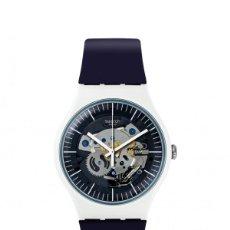 Relojes - Swatch: RELOJ SWATCH SILIBLUE. Lote 147137844