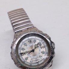 Relojes - Swatch: RELOJ SWATCH SWISS CAJA ACERO EN FUNCIONAMIENTO. Lote 147227109