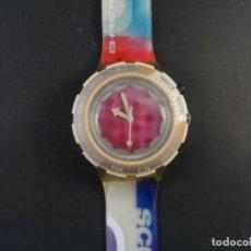 Relojes - Swatch: RELOJ SWATCH.MODELO SCUBA 200. QUARTZ. WATER RESISTANT 200 MTS. SIGLO XX. Lote 147587234