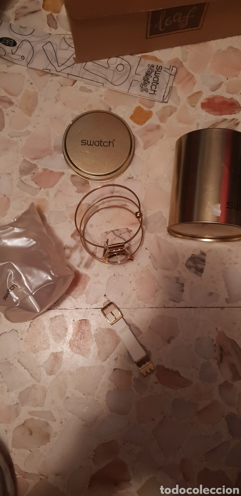 RELOJ DE MUJER SWACH (Relojes - Relojes Actuales - Swatch)