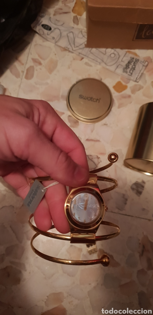 Relojes - Swatch: reloj de mujer swach - Foto 2 - 147616396