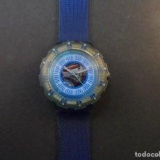 Relojes - Swatch: RELOJ SWATCH.MODELO SCUBA 200. ATLANTA 1996. QUARTZ. WATER RESISTANT 200 MTS. SIGLO XX. Lote 148345062