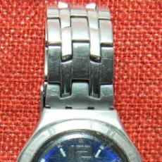 Relojes - Swatch: RELOJ MARCA SWATCH MODELO IRONY - STAINLESS STEEL - CABADELLO - SUIZO. NUMERADO. PARA PIEZAS. Lote 150193326