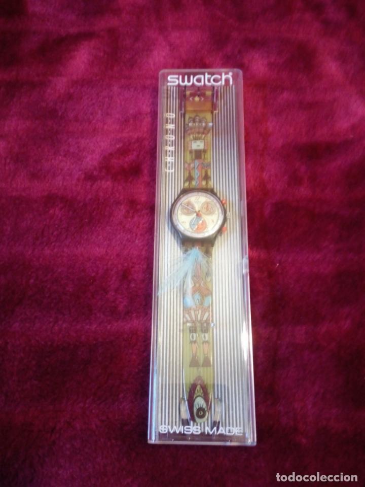 RELOJ SWATCH CHRONO (Relojes - Relojes Actuales - Swatch)