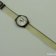 Relojes - Swatch: EXCELENTE RELOJ SWATCH QUARTZ DE PULSERA WATER RESISTANT. Lote 153856694