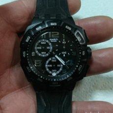 Relojes - Swatch: RELOJ SWATCH CON CRONÓMETRO ANALOGICO. Lote 156178090