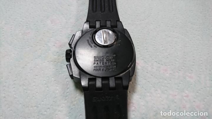 Relojes - Swatch: RELOJ SWATCH CON CRONÓMETRO ANALOGICO - Foto 7 - 156178090