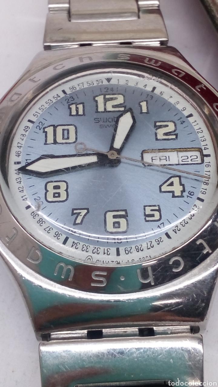 Relojes - Swatch: Reloj Swatch Irony Quartz - Foto 3 - 156496077