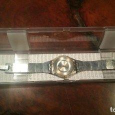 Relojes - Swatch: RELOJ SWATCH AG 2002 EN SU CAJA ORIGINAL FUNCIONANDO. Lote 156886570