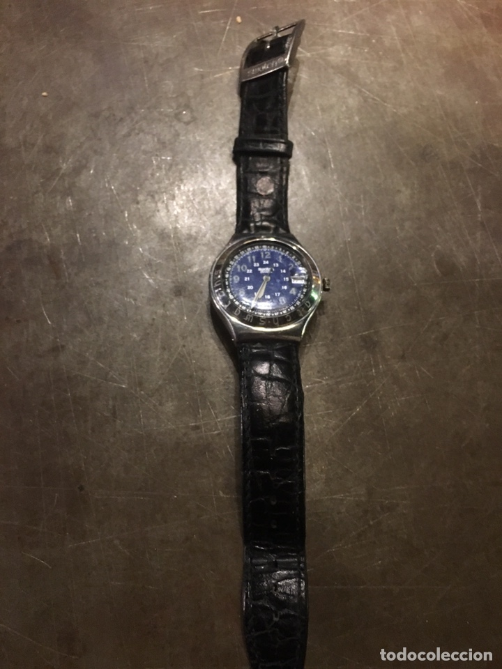 RELOJ SWATCH IRONY CORREA ORIGINAL (Relojes - Relojes Actuales - Swatch)
