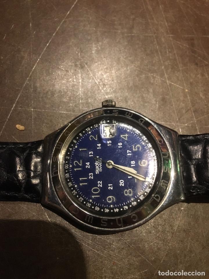 Relojes - Swatch: Reloj swatch Irony Correa original - Foto 4 - 158229312