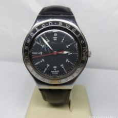 Relojes - Swatch: RELOJ SWATCH IRONY DE CUARZO - CAJA 35 MM - FUNCIONA CORRECTAMENTE. Lote 158527286