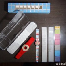 Relojes - Swatch: SWATCH SPECIAL THE CLUB 2007. Lote 159895494