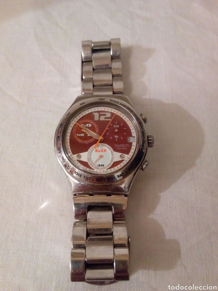 Relojes - Swatch: Reloj swatch irony - Foto 2 - 160308405
