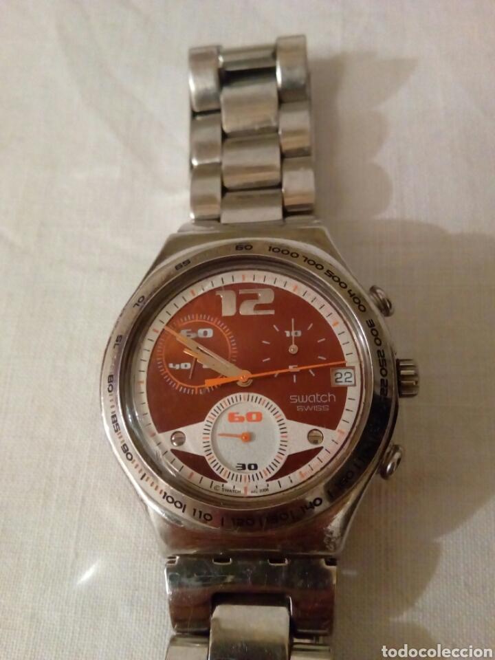 Relojes - Swatch: Reloj swatch irony - Foto 3 - 160308405
